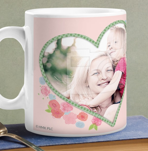 Amazing Mummy Forever Friends Photo Mug