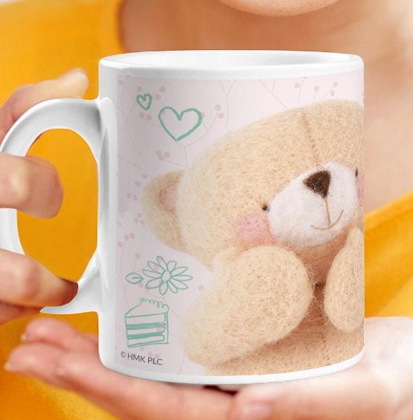 You're Tea-Riffic Mum Personalised Mug