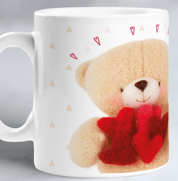 You Make My Heart Fly - Forever Friends Personalised Mug