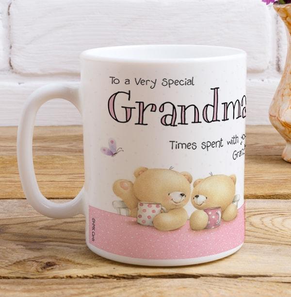 Special Grandma Forever Friends Mug