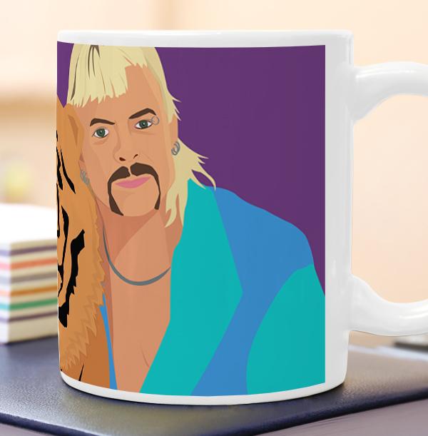 Stay Inside Club Personalised Mug