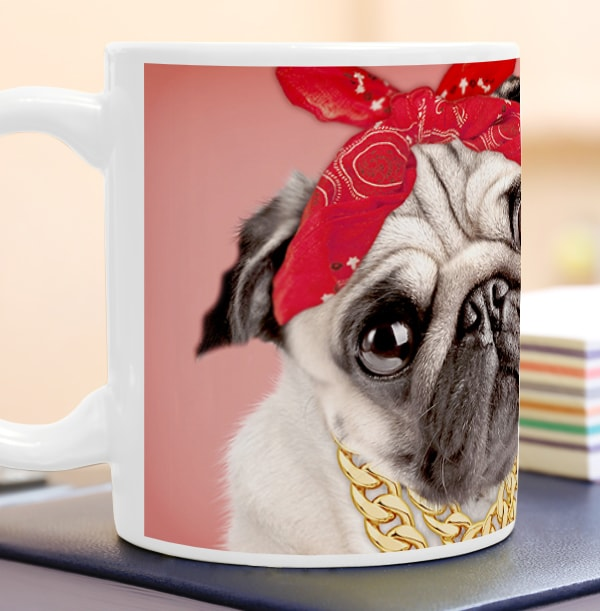 Notorious P.U.G Personalised Mug