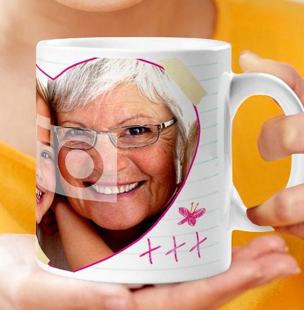 Best Nan Trophy Personalised Mug