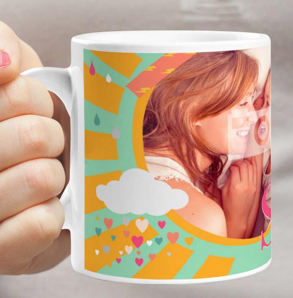 You Are My Sunshine Photo Mug