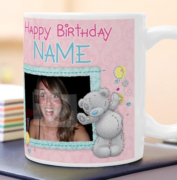 21st Birthday - Me To You Personalised Mug