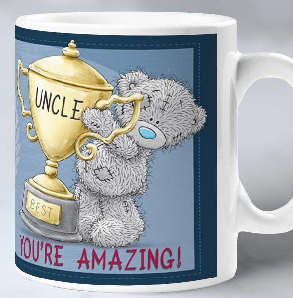 Amazing Uncle Personalised Mug