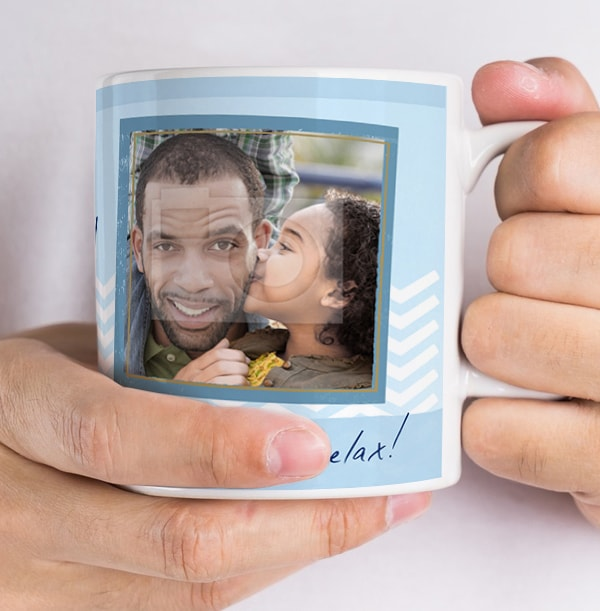 Sit Back and Relax Mug - Me to You