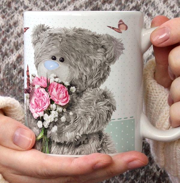 Flowers & Butterflies Mug - Me to You