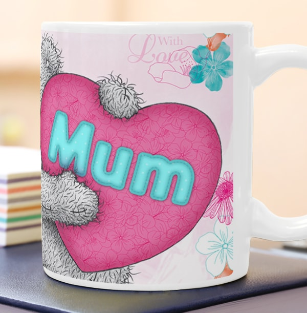 Me To You Personalised Mug - Big Hug Mum