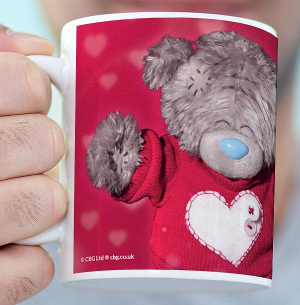 Me to You Mug - I Heart You Valentine