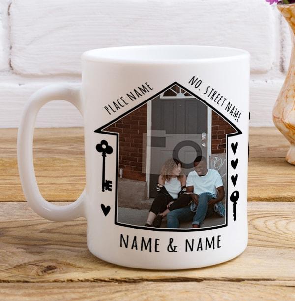 New Home Photo Mug