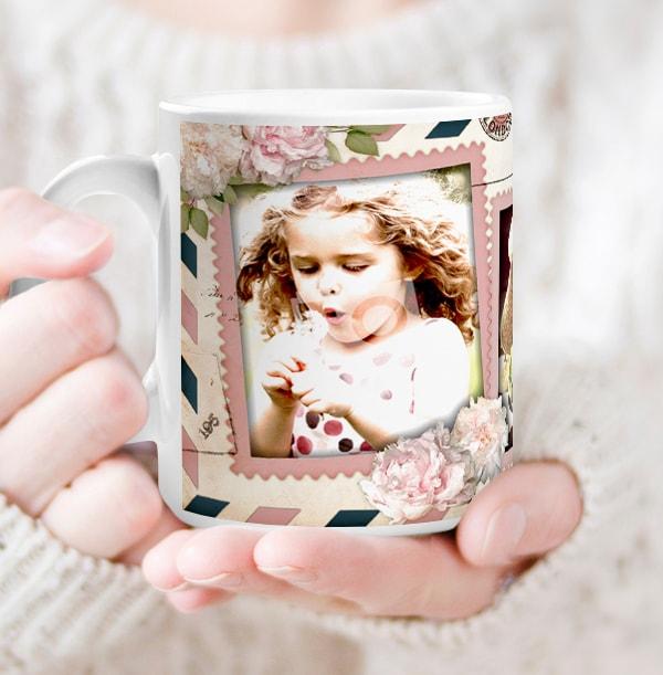 Lovely Gran Personalised Mug
