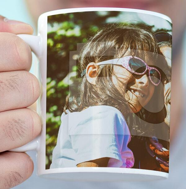 Dad Full Photo Mug