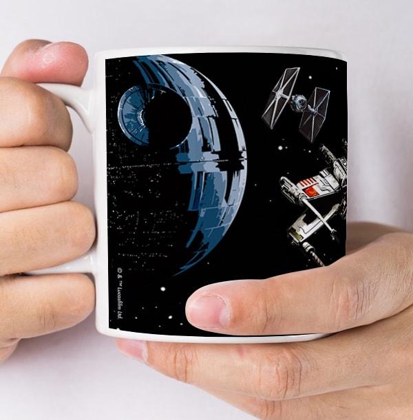 Star Wars A New Hope May the Force Mug