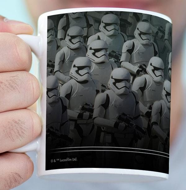Star Wars A New Hope Stormtrooper Mug