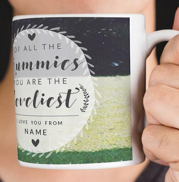 Loveliest Mummy Photo Mug