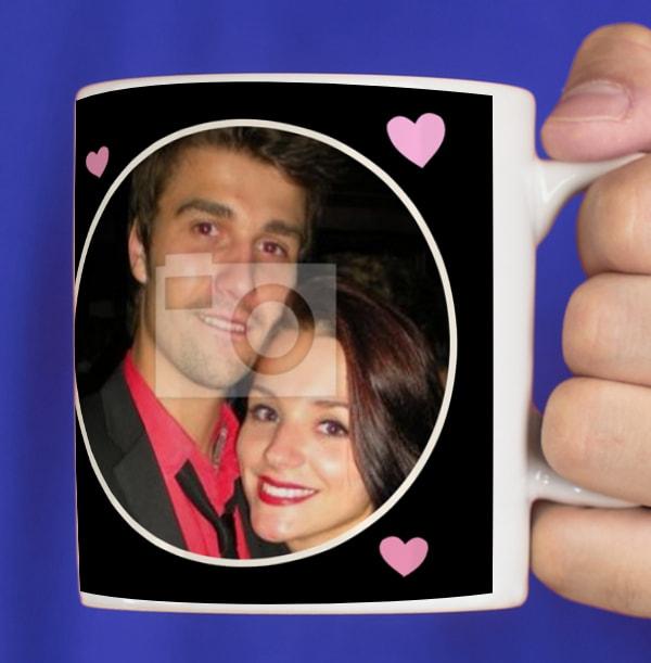 Where Have You Bean Photo Mug
