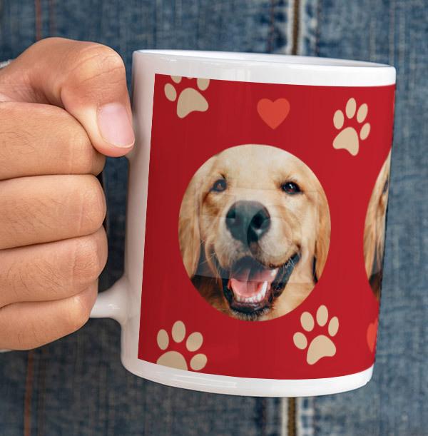 Dog Photo Mug