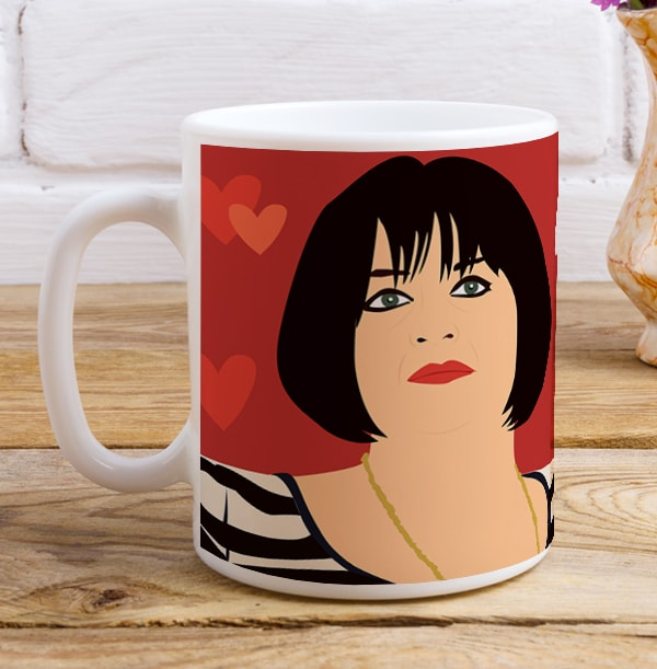 Alright Sugar Tits Personalised Mug