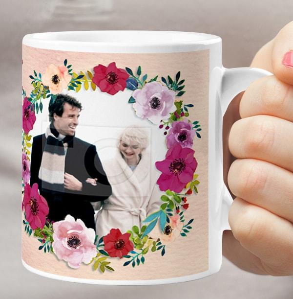 Always & Forever Multi Photo Mug