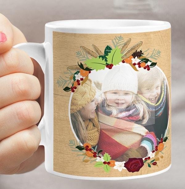 Hugs & Kisses Personalised Mug