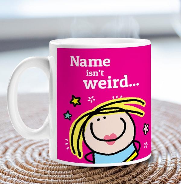Limited Edition Personalised Mug