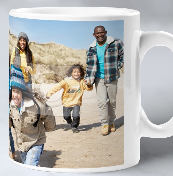 Personalised Mug - Two Photos