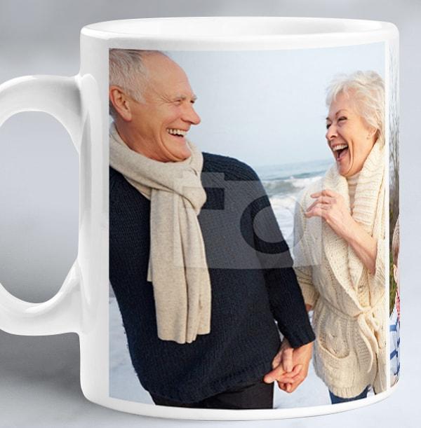Personalised Mug - Three Photos