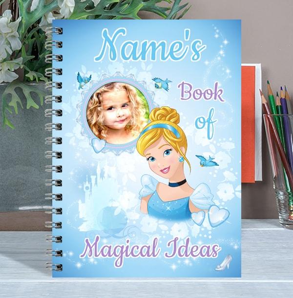 Cinderella Photo Notebook - Magical Ideas