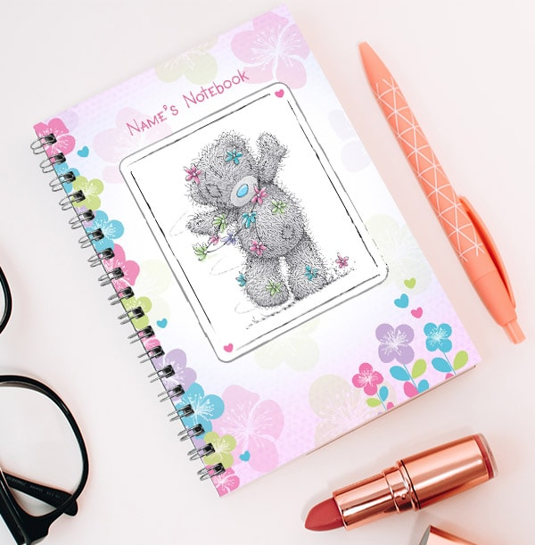 Me to You Flower Daisychain Notebook