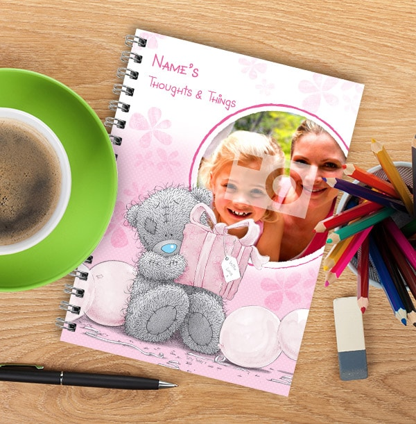 Tatty Teddy Photo Present Notebook, Me to You