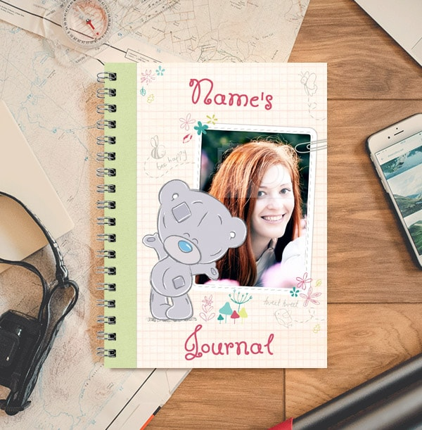 Me to You Notebook - Tiny Tatty Photo Upload Journal