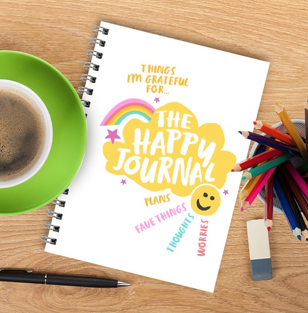 The Happy Journal Notebook