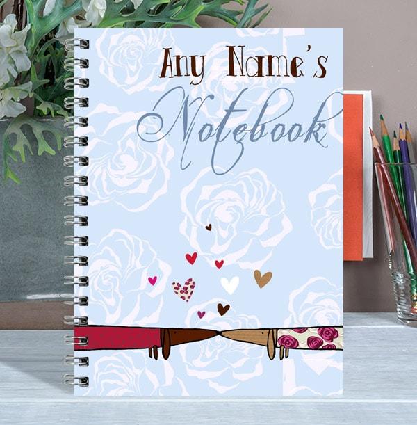 Puppy Love Notebook