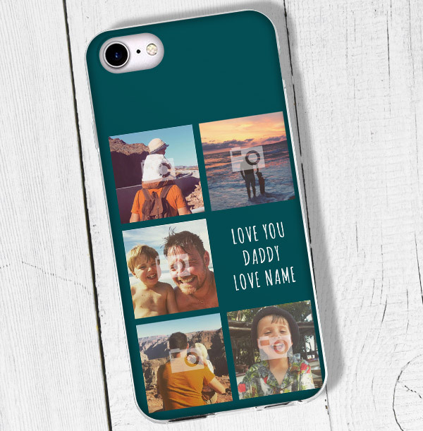 Love You Daddy iPhone Case