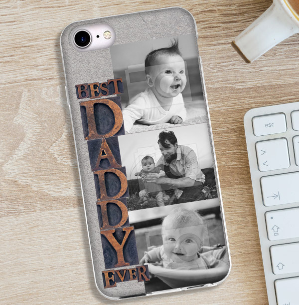 Best Daddy Ever iPhone Case