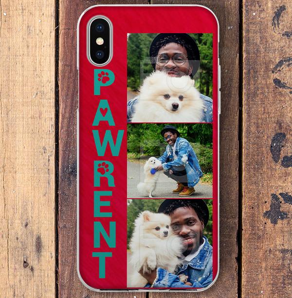 Pawrent Multi Photo Upload iPhone Case
