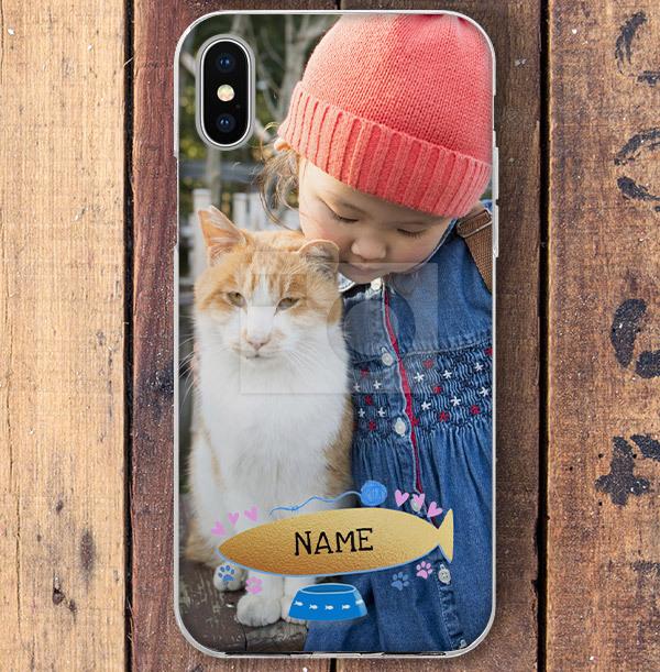 Pet Cat Photo iPhone Case