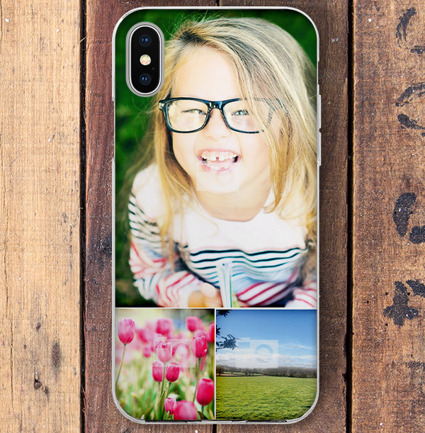 Multi Photo Upload Phone Case Portrait