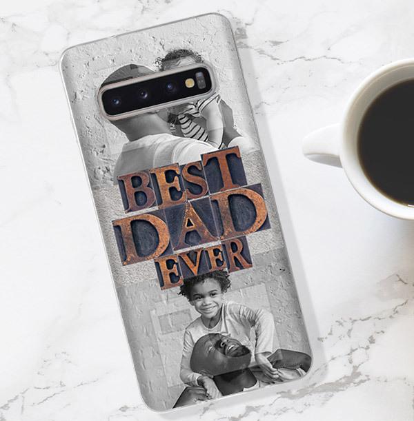 Best Dad Ever Samsung Case