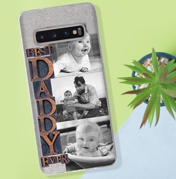 Best Daddy Ever Samsung Case