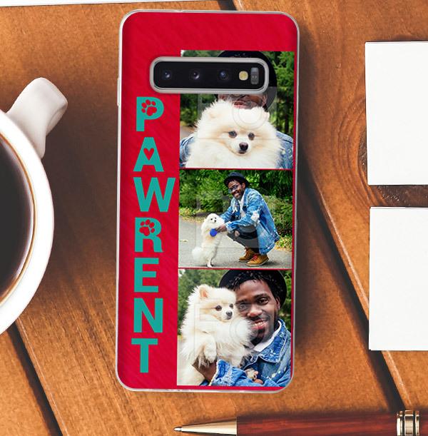 Pawrent Multi Photo Upload Samsung Case