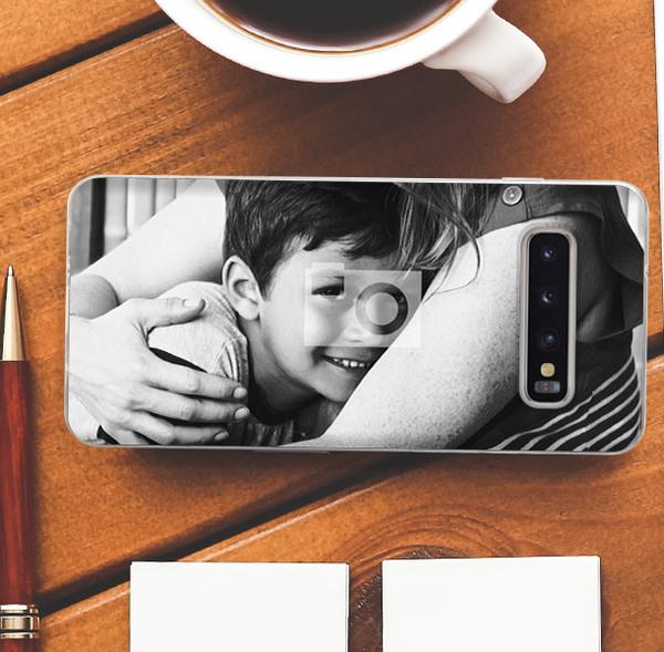 Personalised Photo Samsung Phone Case - Landscape