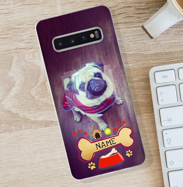 Pet Dog Photo Samsung Phone Case