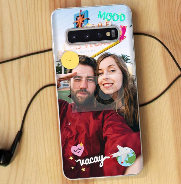 Holiday Full Photo Samsung Phone Case
