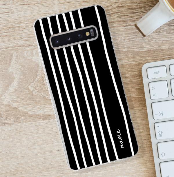Contemporary Stripe Samsung Phone Case