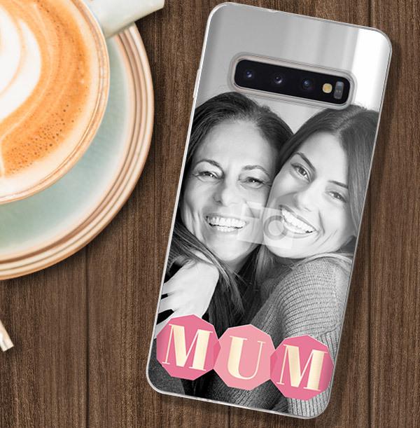 Shine Bright Mum Samsung Phone Cover