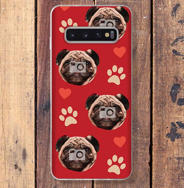Dog Photo Samsung Phone Case