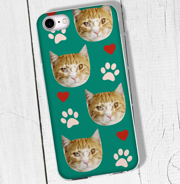 Cat Photo iPhone Phone Case