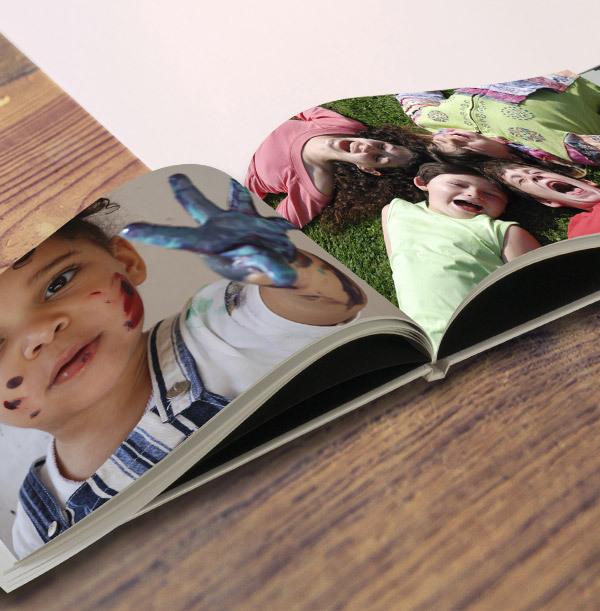 14x11 Hard Cover Landscape Photo Book